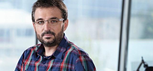 Jordi Évole afirma que España sólo crecerá por la izquierda