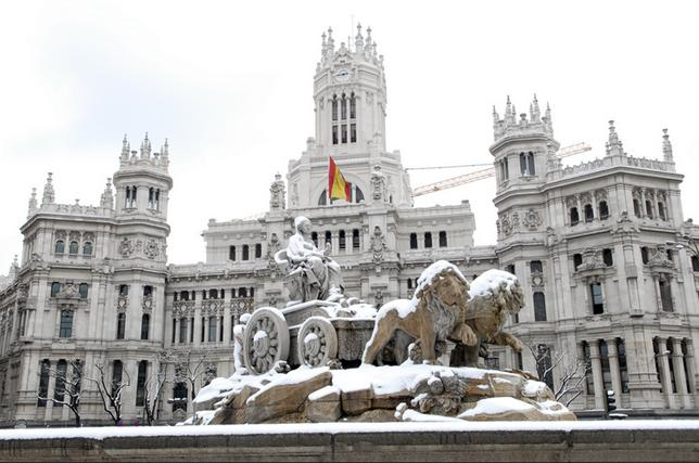 Madrid se prepara para un duro invierno