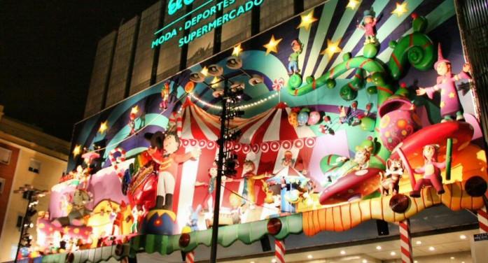 Los comercios en navidades bajan sus ventas