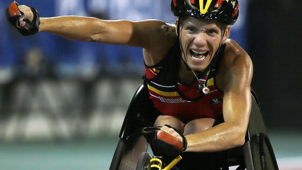 Eutanasia, Muere Marieke Vervoort campeona paralímpico